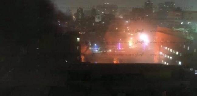 """عاجل.. """"الداخلية"""": مصرع 17 إرهابيا متورطين في تفجير معهد الأورام"""
