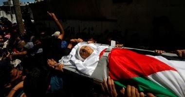 استشهاد طفلة ووالدتها فى غارة إسرائيلية وسط قطاع غزة