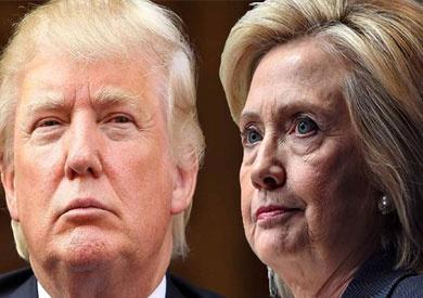 قبل 7 أيام من الانتخابات الأمريكية.. أبرز محطات حملتي «كلينتون وترامب»