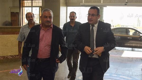 محافظ الإسكندرية الجديد: المواطن البسيط على رأس أولوياتي ..صور