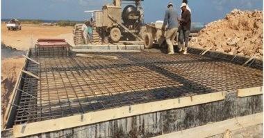 قطاع المياه الجوفية بوزارة الرى يتابع إنشاء السدود للحماية من السيول