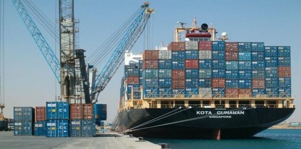 وصول 5 آلاف طن بوتاجاز إلى موانئ السويس