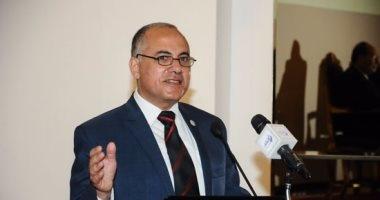 وزير الرى يعقد اجتماعا للمجلس الاستشارى للسد العالى وخزان أسوان