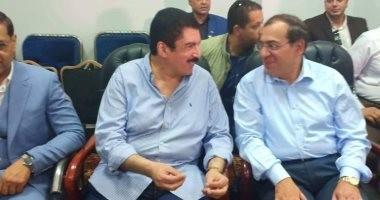 وزير البترول: مخطط لتنفيذ توصيل الغاز لـ20 ألف عميل بشبرا الخيمة