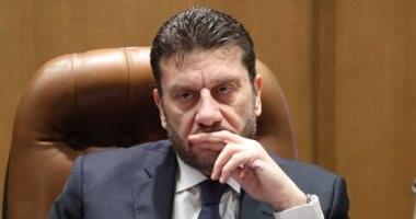 عمرو المنير يتقدم باستقالته من منصب نائب وزير المالية لرئيس مجلس الوزراء
