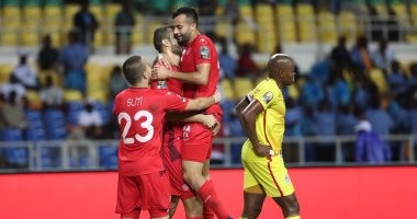 التعادل السلبي يسيطر على مباراة تونس وليبيا فى الشوط الأول
