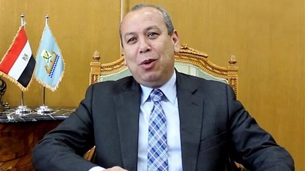 محافظ كفر الشيخ يبحث مع رئيس مدينة دسوق الجديد تطوير الميدان الإبراهيمي