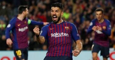 سواريز يحذر برشلونة من خطورة مثلث الرعب فى ليفربول