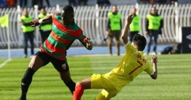 أليو ديانج لاعب الأهلى يصنع هدف منتخب مالى أمام المغرب.. فيديو