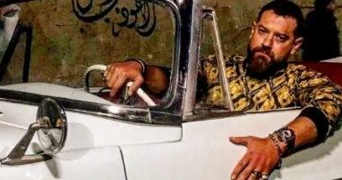 """عودة أسود الأرض.. عمرو يوسف يحتفل بأول يوم تصوير من """"ولاد رزق2"""""""