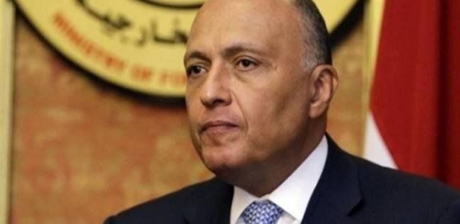 """عاجل  سامح شكري: """"سيناء 2018"""" دليل على عزيمة الدولة المصرية"""