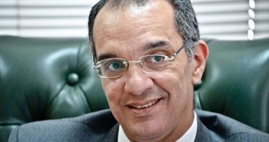 وزير الاتصالات يشارك فى قمة الابتكار التكنولوجي بمجال الشمول الرقمى