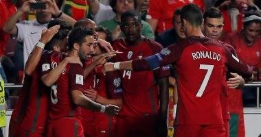 شاهد.. البرتغال تخطف بطاقة التأهل للمونديال بثنائية فى سويسرا