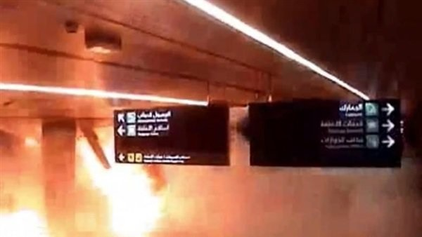 التحالف العربي: مصريان بين مصابي الهجوم الحوثي على مطار أبها السعودي