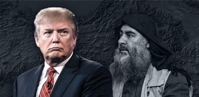 """عاجل.. ترامب: لدى """"داعش"""" زعيم جديد ونحن نعرف هويته"""
