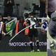 Newcastle fan hit where it hurts by Ritchie kicking CORNER FLAG into the stands after late winner