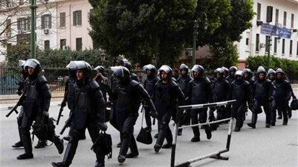 تشكيلات أمنية بالتحرير وسيولة مرورية بشوارع وسط البلد