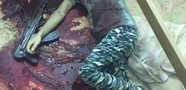 بالصور والفيديو  الداخلية تثأر لشهداء هجوم كمين العريش الإرهابي