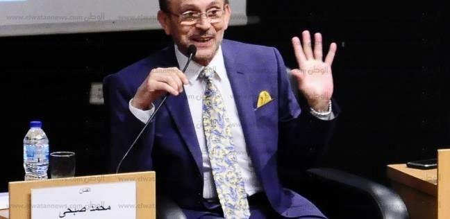 """محمد صبحي: """"قلت للرئيس اعمل أعظم تعليم وأنا بمسرحية أهد لك اللي عملته"""""""