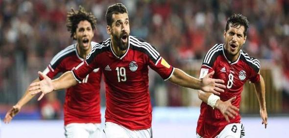 مصر ترتقي 10 مراكز في تصنيف الفيفا لشهر نوفمبر