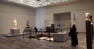 """بالصور.. """"اليوم السابع"""" فى جولة بمتحف اللوفر أبو ظبى قبل يوم من افتتاحه"""