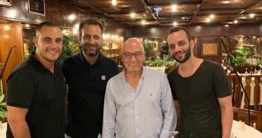 الزمالك ينشر صورة التفاوض مع البرتغالى فيريرا للعودة لقيادة الفريق
