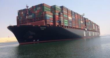 ميناء بورسعيد يستقبل 37 سفينة وتفريغ 25 سيارة