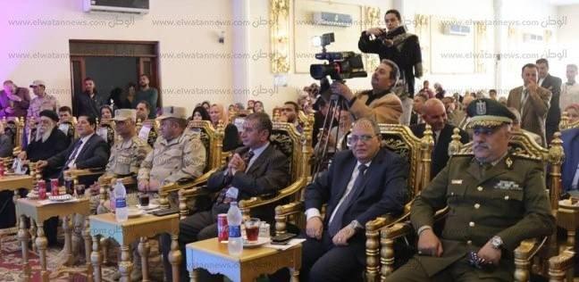 محافظ كفر الشيخ: فخورون بتضحيات الشهداء الأبرار ومصر ستنتصر