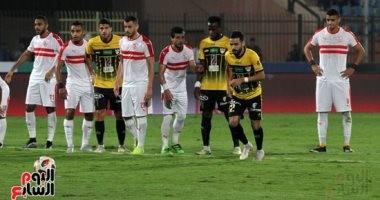 تفاصيل جلسة مرتضي منصور مع لاعبي الزمالك قبل موقعة الإنتاج