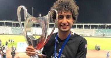 عمرو وردة: الفوز بكأس اليونان أفضل لحظات حياتى وصلاح مصدر فخر المصريين