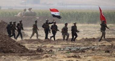 القوات العراقية تسيطر على محطة الغاز والمنطقة الصناعية ومصفاة النفط بكركوك