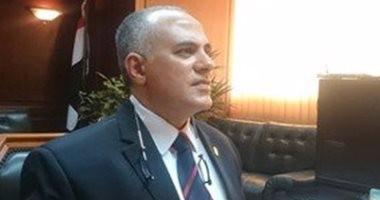 وزير الرى يصل أسيوط فى زيارة مفاجئة