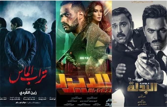 اليوم.. نجوم أفلام «الأضحى السينمائى» يبدأون رسميا معركة البحث عن «عيدية الجمهور»