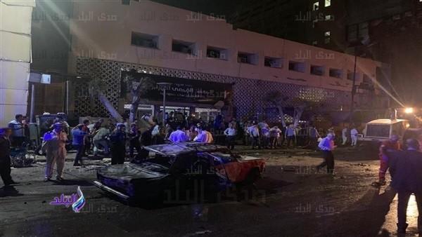 عضو حركة حسم : رتبت توديع منفذ انفجار معهد الاورام لأهله في حديقة الازهر قبل الحادث بـ يوم