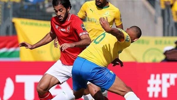 موعد مباراة الأهلي وصن داونز في دوري أبطال أفريقيا والقنوات الناقلة