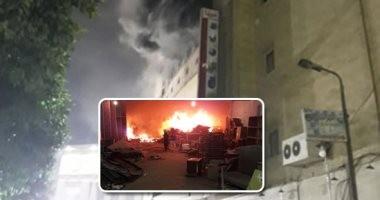 التحقيقات الأولية بحريق سينما ريفولى تكشف وصول الخسائر لمليون جنيه