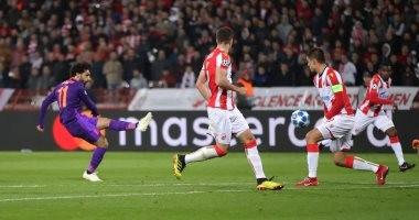 ليفربول يسقط فى فخ النجم الأحمر بهدفين بدوري أبطال أوروبا.. فيديو