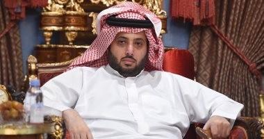 تركى آل الشيخ محتفلاً بالفوز على الأهلى: يا بيراميدز مالك زى بتعلم رايح جى