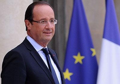الرئيس الفرنسي يؤكد انتخاب ترامب هو بداية مرحلة من عدم اليقين