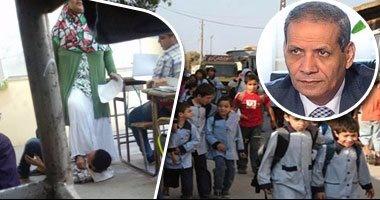 """والدة طالب عين شمس تكذب """"التعليم"""": حررنا محضرًا ضد المعلمة"""