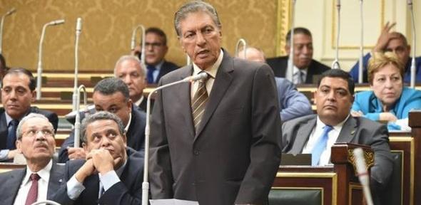 """نواب يقاطعون كلمة رئيس الوزراء بالبرلمان.. وعبدالعال: """"الرسالة وصلت"""""""