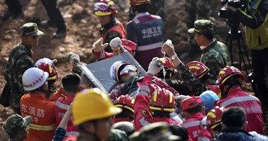 مصرع 9 أشخاص فى انهيار أرضى بكولومبيا