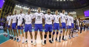 فراعنة الطائرة فى مواجهة تونس فى نهائى البطولة الأفريقية الليلة