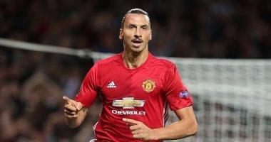 مورينيو: إبراهيموفيتش سيجدد تعاقده مع مانشستر يونايتد حتى 2018