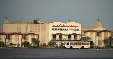 مطار الغردقة الدولى يستقبل رحلة تسويقية للمدن السياحية المصرية