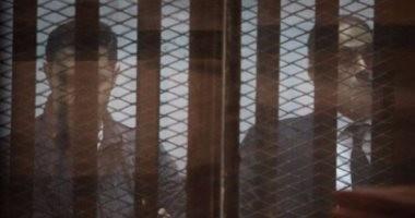 """النقض ترفض طلب مبارك ونجليه التصالح فى قضية """"قصور الرئاسة"""""""