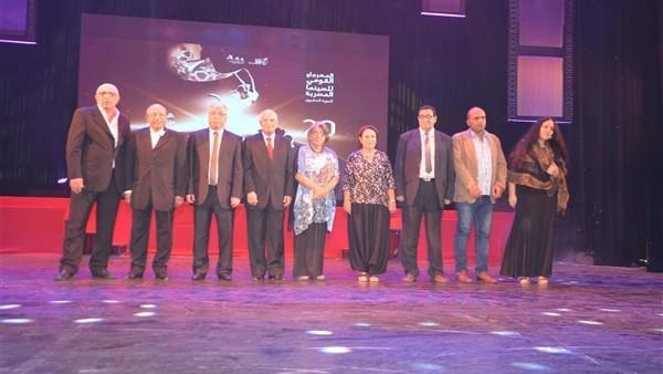 أفلام المهرجان القومي للسينما المصرية في 7 محافظات من بينها شمال سيناء