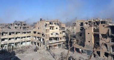 رويترز: منظمة حظر الأسلحة الكيميائية تحقق فى هجمات بالغوطة الشرقية