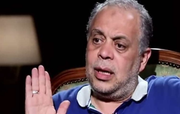 """فيديو.. """"المهن التمثيلية"""" تهاجم غرفة صناعة السينما بعد وقف أحمد الفيشاوي"""