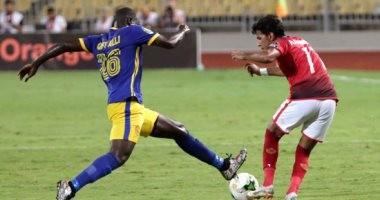 فيديو.. كوليبالى يحرز الهدف الثانى للأهلى فى شباك كمبالا